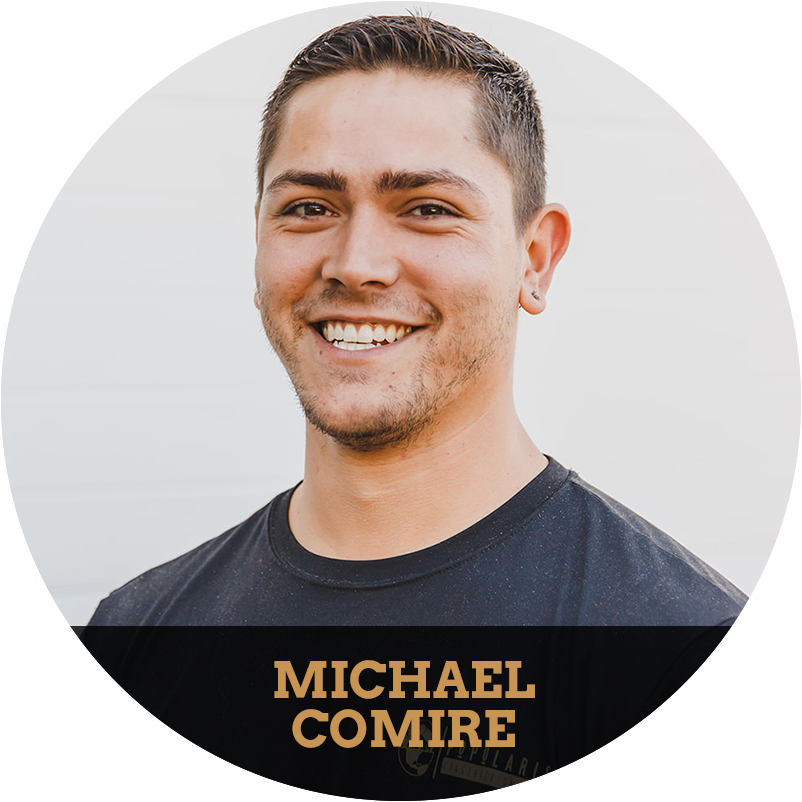 Popularis Construction Team: Michael Comire