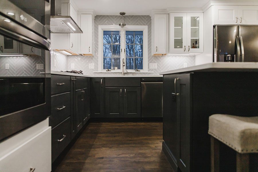 Popularis Construction Residential Portfolio: Hopkinton Kitchen