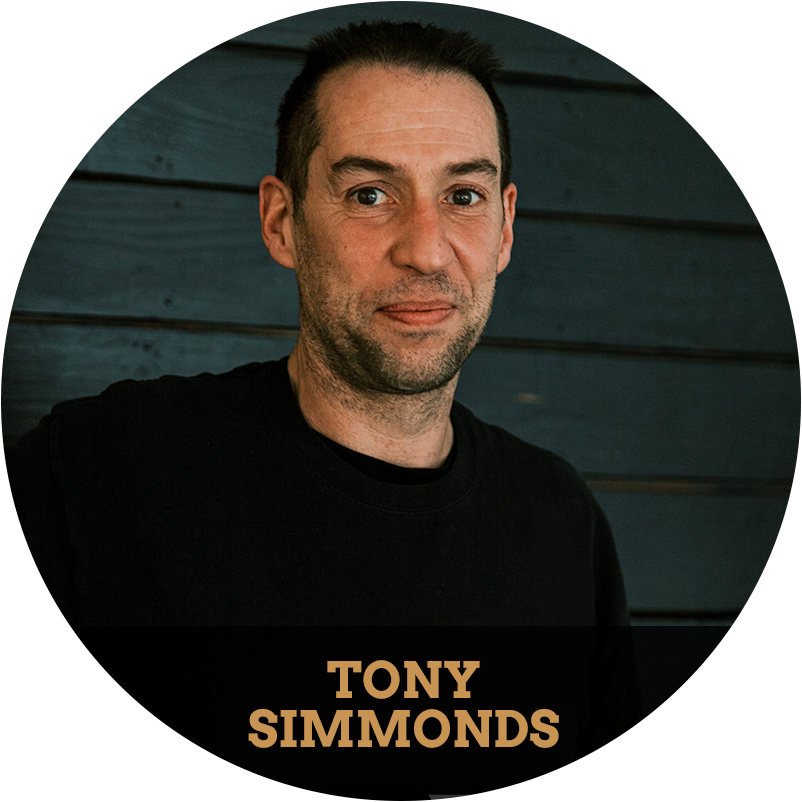 Popularis Construction Team: Tony Simmonds